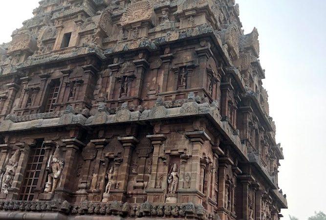Big Temple aka Brihadeeswarar temple